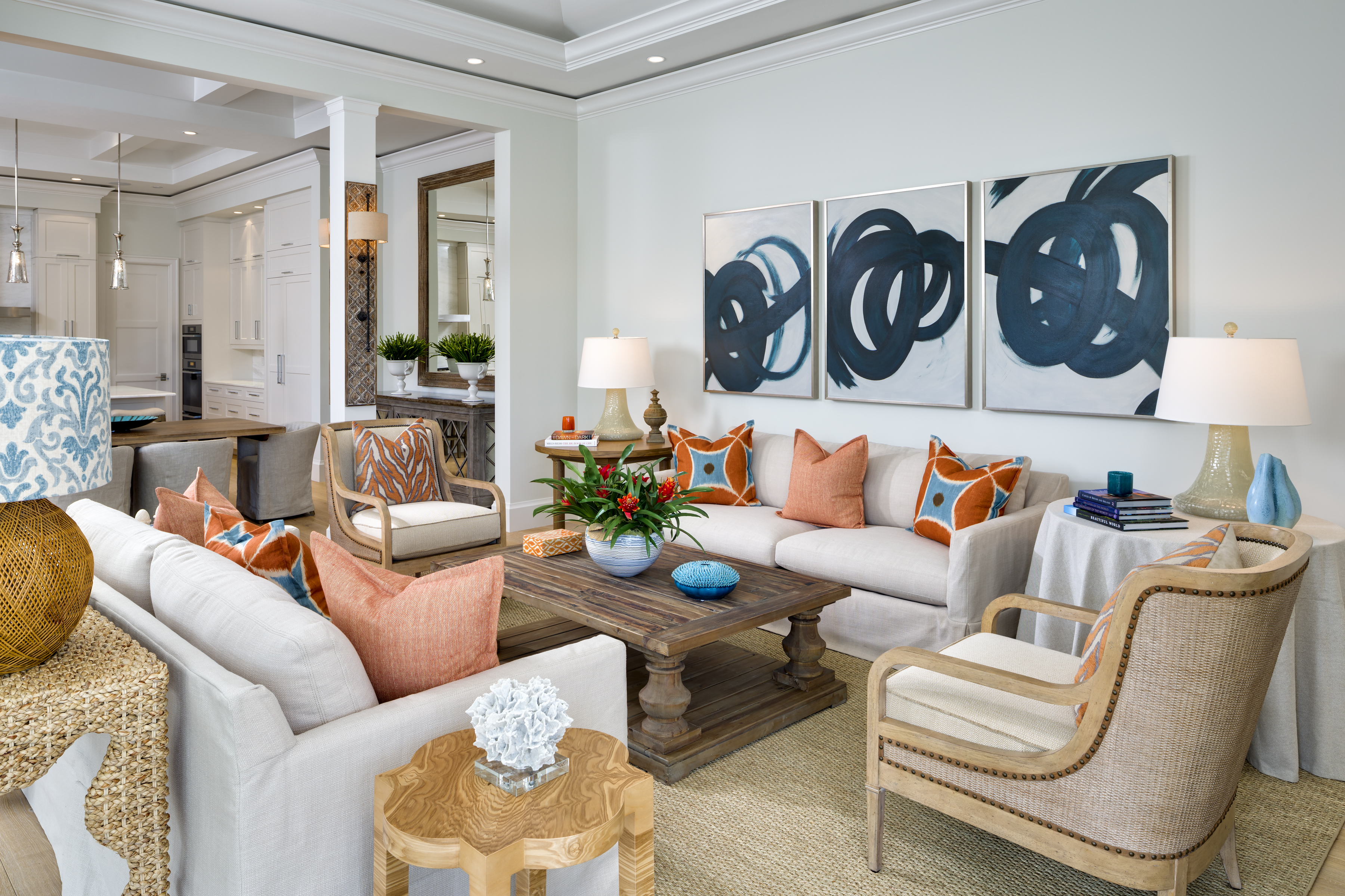 Jeffrey Fisher Home Luxury Interior Design Imagined Home Decor Living Room
