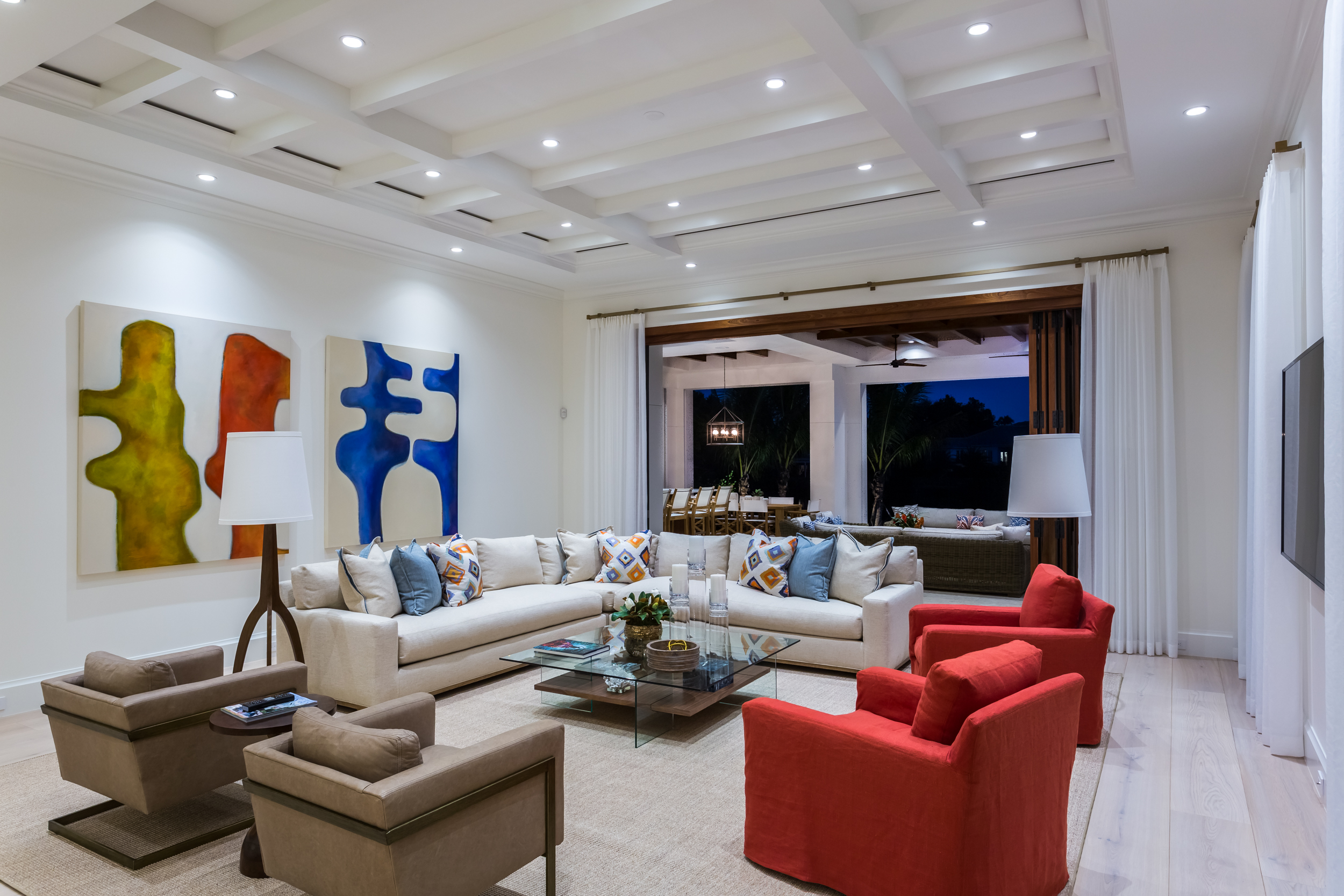 Jeffrey Fisher Home Luxury Interior Design Imagined Home Decor Media Room