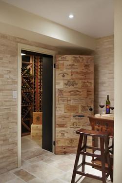 Jeffrey Fisher Home Luxury Interior Design Imagined Home Decor Custom Wine Cellar