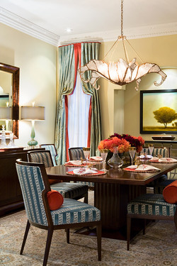Jeffrey Fisher Home Luxury Interior Design Imagined Home Decor Dining Room
