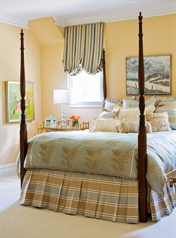 Jeffrey Fisher Home Luxury Interior Design Imagined Home Decor Bedroom Poster Bed