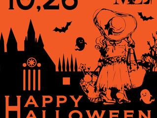 【10月26日】ママレディハロウィンイベント