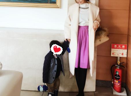 【コーデ】ジーユーの1900円ニットはお値段以上の高見えアイテム!