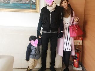 【コーデ】アプワイザーリッシェの膝丈スカートなら安心可愛いママコーデが完成♡