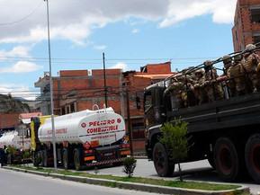 La Aduana es querellante en la causa por el envió de armas a Bolivia y Frederic apuntó a Bullrich