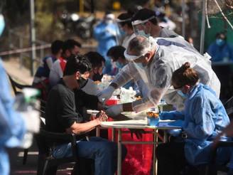 ¿En qué ciudades del país circulan las variantes de coronavirus y sus mutaciones?