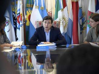 """Arroyo: """"Comer tiene que ser barato en la Argentina porque nosotros producimos alimentos"""""""