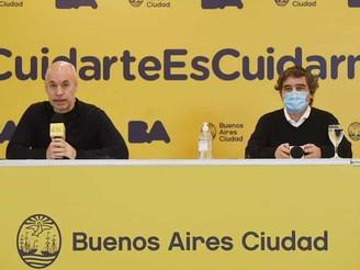 Imputan a Rodríguez Larreta y Quirós tras denuncias sobre supuesta privatización en la vacunación