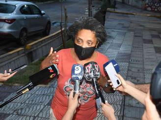 """Madre de """"Morro"""" García cargó contra presidente de Godoy Cruz: """"estoy esperando las condolencias"""""""