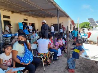 Operativo múltiple de documentación en comunidades originarias de San Martín