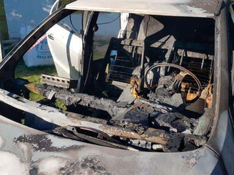 Murió la mujer que se quemó cuando habría intentado incendiar el auto de su expareja