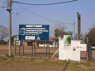 Se inauguró en Metán el quinto Centro de Almacenamiento de envases vacíos de productos fitosanitario