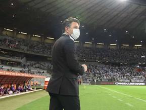 Gallardo confirmó que Enzo Pérez será titular ante San Lorenzo y elogió a la Selección