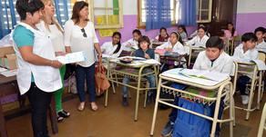 En Salta, 25 mil alumnos de sexto grado realizaron las pruebas del Operativo Aprender