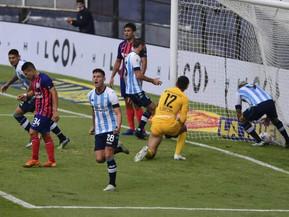 Racing venció a San Lorenzo y se clasificó a la fase final de la Copa Liga Profesional