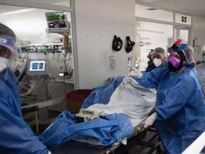 Argentina superó los 65.000 muertos por coronavirus desde que comenzó la pandemia