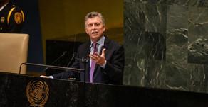 Macri en las Naciones Unidas reiteró el reclamo por Malvinas y su preocupación por Venezuela