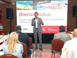 La Provincia presentó la experiencia Fly Tour en Buenos Aires