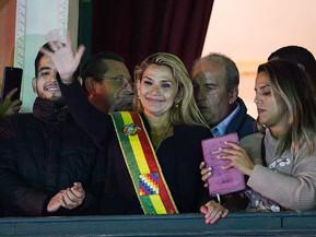 La justicia de Bolivia dijo que la asunción de Áñez fue inconstitucional