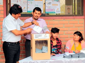 """Ratificaron en Bolivia cierre de causa de elecciones 2019: """"no hubo fraude"""""""