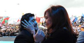 Maradona: ''Me encantaría integrar la fórmula presidencial con Cristina''