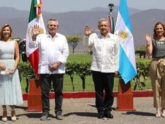 """El Presidente volvió a llamar a la """"unidad"""" para lograr un """"orden distinto"""" en Latinoamérica"""