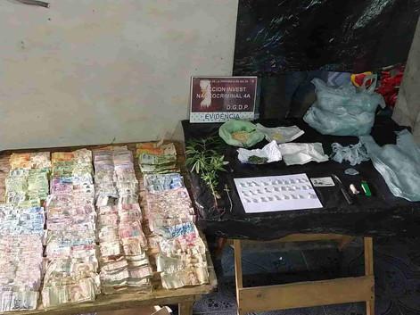 #Capital Investigaciones desarticuló una banda narco criminal