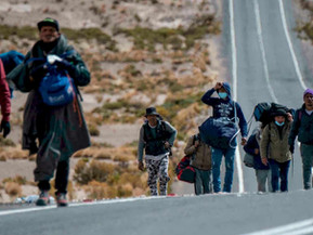 Murió una beba y ya son 15 los inmigrantes fallecidos este año en la frontera norte de Chile