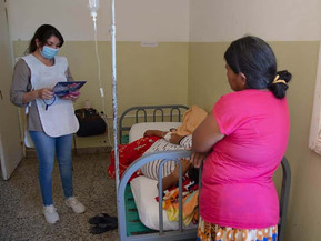 El Plan UNIR brinda acompañamiento hospitalario a un promedio de 100 familias por mes