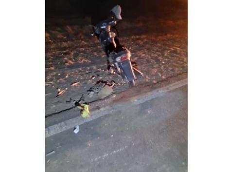 #Animaná La Policía investiga la muerte de un motociclista