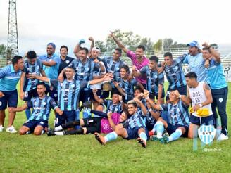 Gimnasia y Tiro batió a Altos Hornos Zapla y jugará una final de Regional Amateur