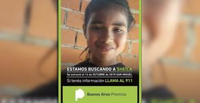 #BsAs Encontraron muerta a Sheila Ayala