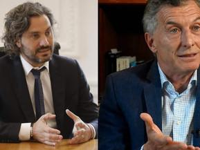 """""""Macri sigue incumpliendo su palabra fuera de la gestión"""", dijo Cafiero"""
