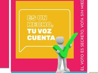 La #EleccionesEnSalta son el 4 de Julio, ¿ya sabes a quién votar? ¡Sumate a nuestra campaña!
