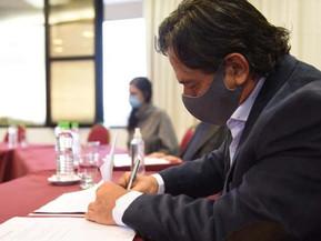 Los gobernadores de Salta y Catamarca firmaron un acuerdo para fomentar las inversiones mineras