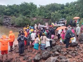 Al menos 44 muertos y decenas de desaparecidos en India por lluvias monzónicas