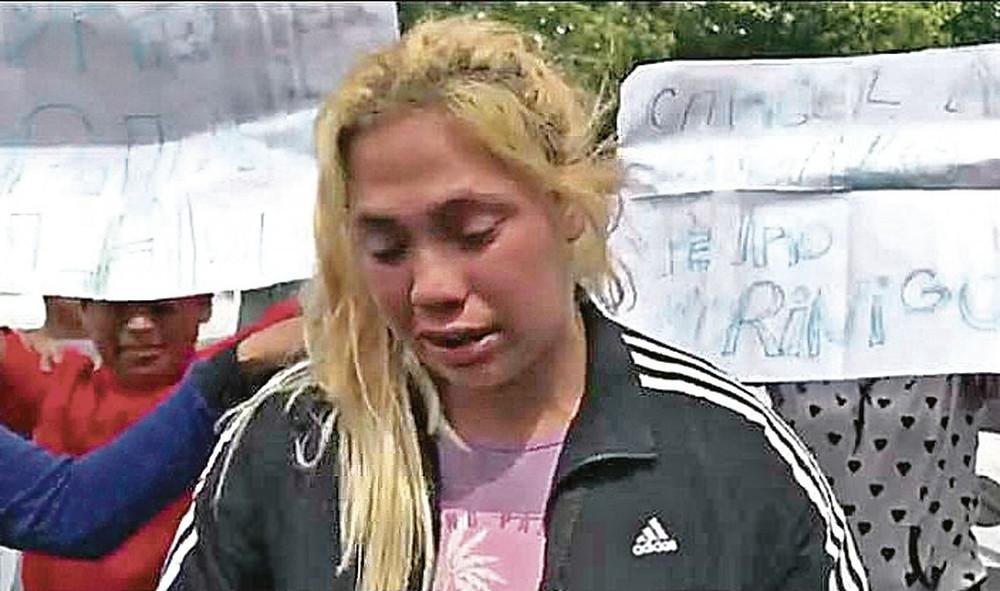 La madre de la menor reclama a la Justicia que el acusado quede detenido.