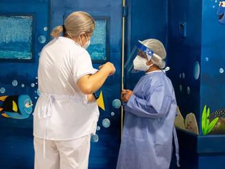 141 personas murieron y 8.183 fueron diagnosticadas con coronavirus en el país
