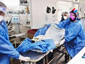 Falleció el hombre que esperó tres días una cama de terapia en la Ciudad de Buenos Aires