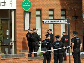 Conmoción en el Reino Unido por el asesinato de un diputado en una iglesia