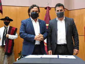 La Provincia y Nación acuerdan la construcción de dos importantes gasoductos para Salta