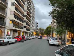 #Capital Se cortará el tránsito en Deán Funes al 300 casi un mes para tapar los baches