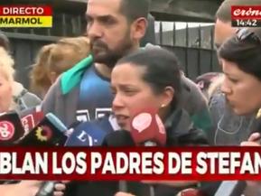 Mamá de Estefanía lanzó terrible frase y se desmayó en vivo