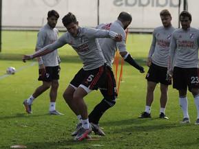River piensa en la Libertadores y en Boca, con Enzo Pérez ausente y Montiel con una contractura