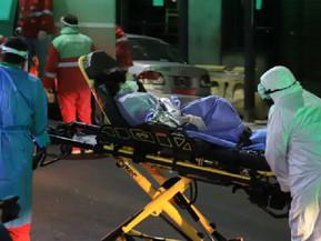 399 personas murieron y 24.086 fueron diagnosticadas con coronavirus en el país