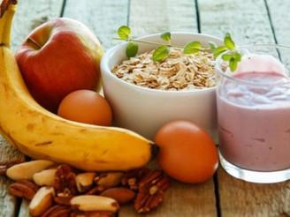 Un desayuno saludable contribuye a la protección de la salud de la persona