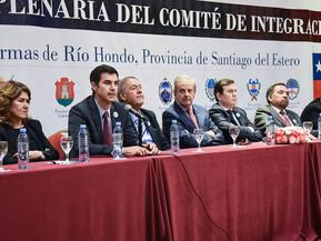 El Comité de Integración Binacional Atacalar invitó a Salta a formar parte del bloque