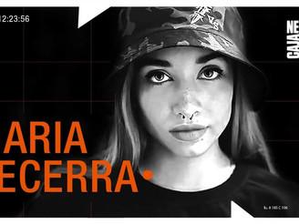 """""""Vamos a seguir haciendo lo que nos gusta"""", dijo María Becerra, referente de la música urbana"""