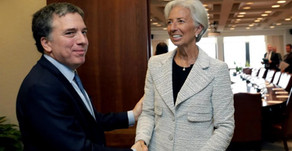 Dujovne anunciará junto a Lagarde el nuevo acuerdo con el FMI