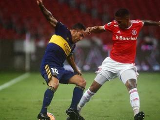 Boca venció a Inter en Brasil con gol de Tevez y camina rumbo a Racing en cuartos de final
